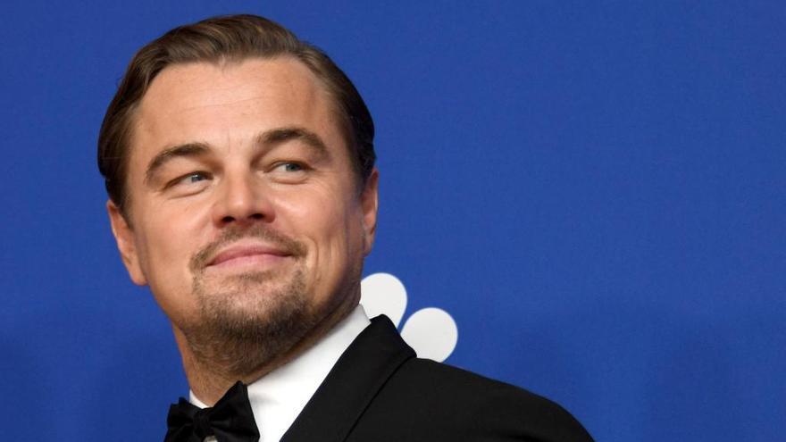Leonardo DiCaprio salva a un hombre que llevaba 11 horas desaparecido en el mar