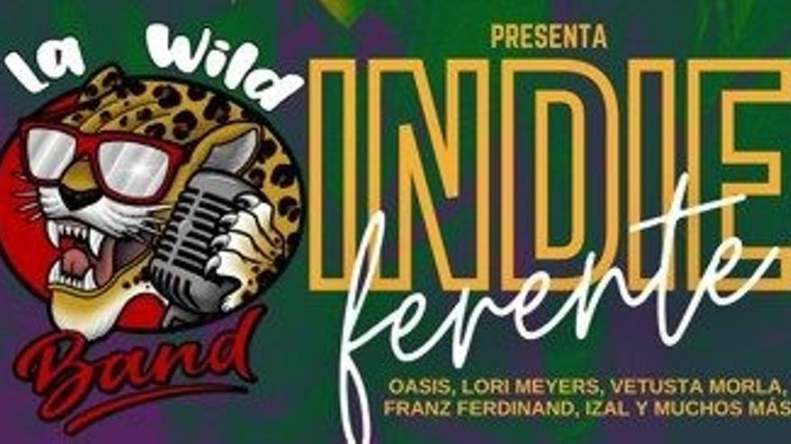 """¡Sorteamos entradas para el concierto """"Indieferente"""" en el Ramos Carrión de Zamora!"""