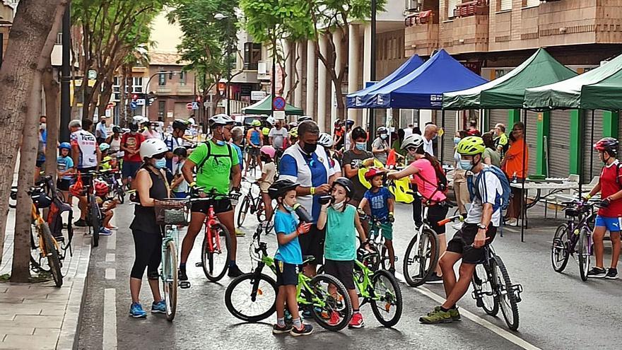 San Vicente destina 70.000 euros a mejorar el carril bici y a comprar bicicletas eléctricas