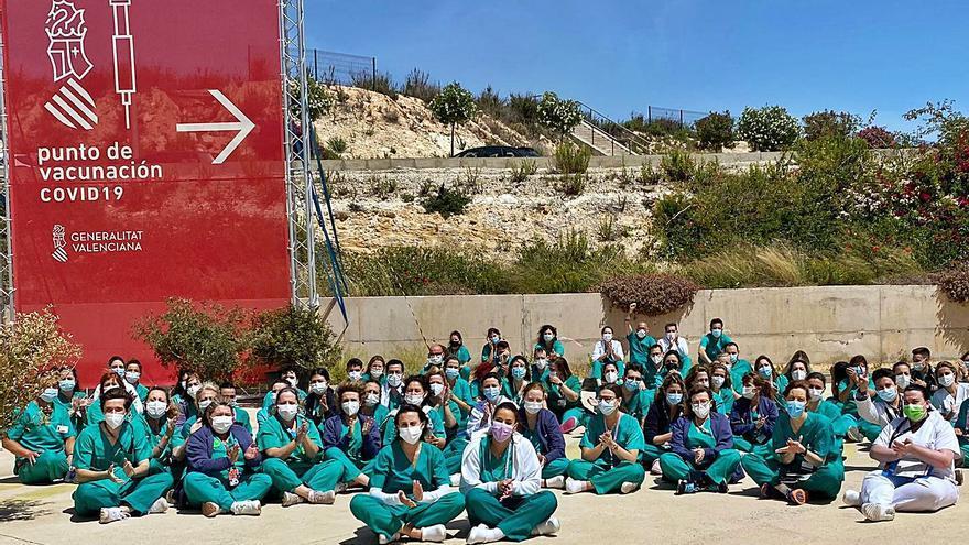 Denuncian el recorte del 75% de enfermeras en servicios especiales de los hospitales de la provincia