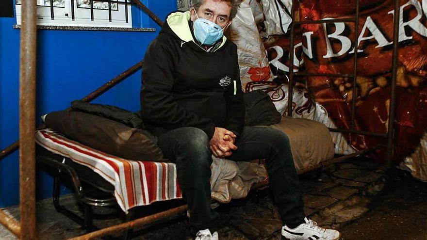 """Sergio Villaverde, el hostelero asturiano que estuvo en huelga de hambre para defender su negocio: """"He estado al borde de la muerte"""""""