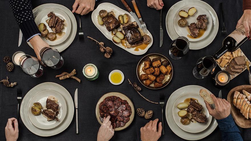 La mejor carne de Vaca Vieja llega a Alicante por Navidad