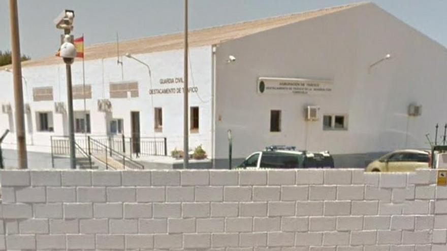 La AUGC pide al general de Tráfico que solucione los problemas de los agentes en la provincia