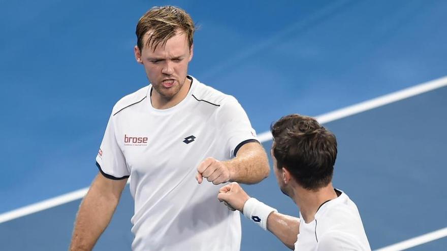 El campeón de Roland Garros que trabaja en un súper en plena crisis del coronavirus