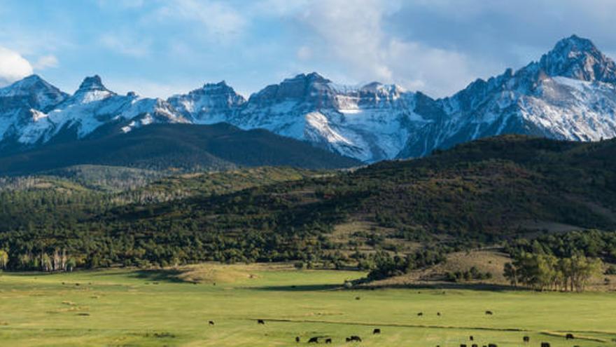 Cuando la Tierra perdió sus montañas