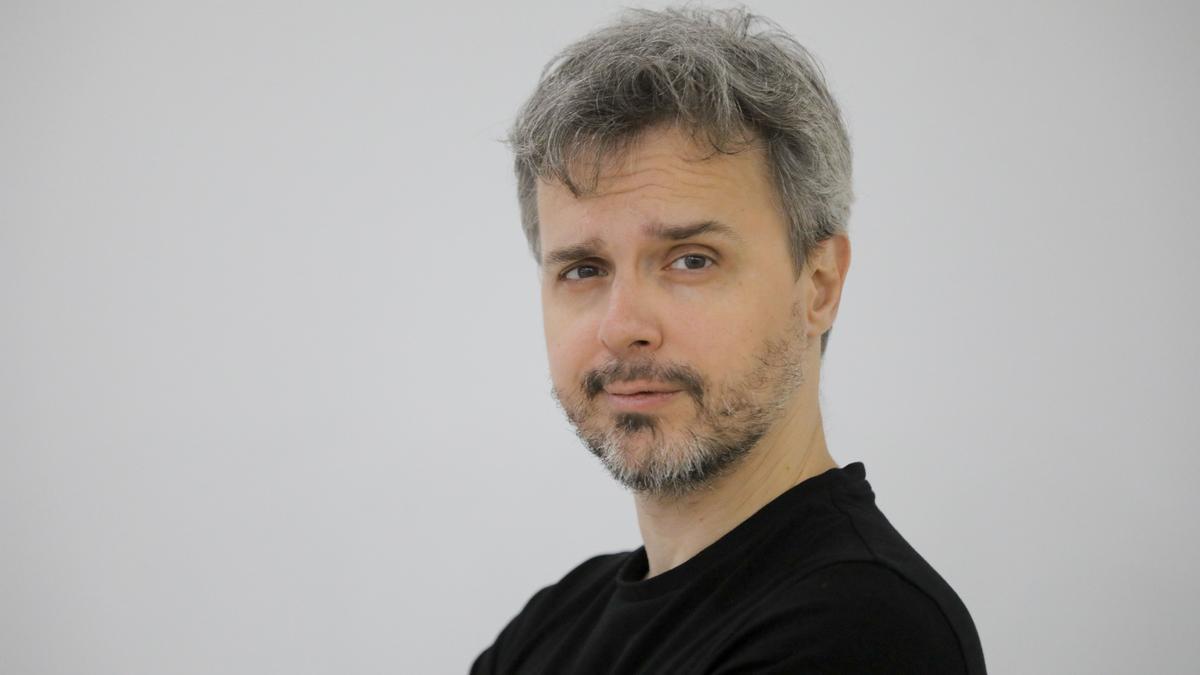 El escritor madrileño Juan Gómez-Jurado.