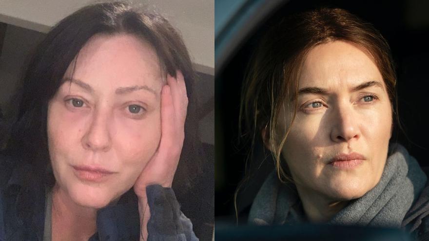 Shannen Doherty fa un Kate Winslet: «Ja ho saben, sense farcit ni bòtox»
