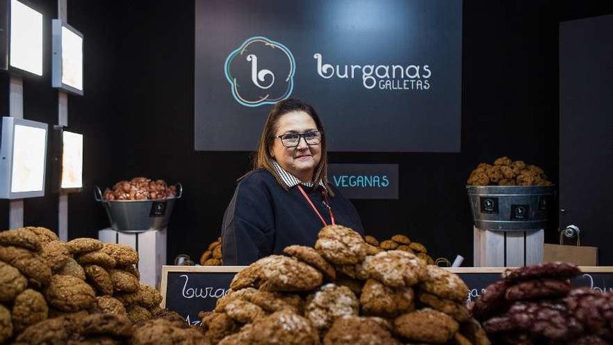 """'Burganas', las ourensanas """"más dulces"""""""