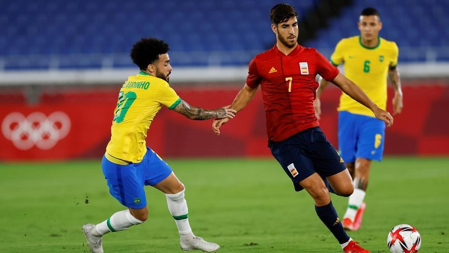 Directo | Tokio 2020, final de fútbol: Brasil - España