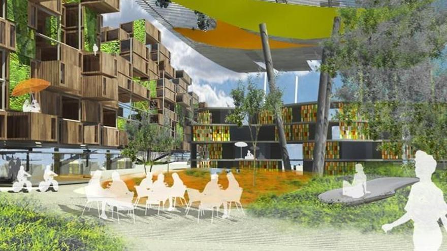 La Manzana Verde toma impulso con un nuevo trámite administrativo