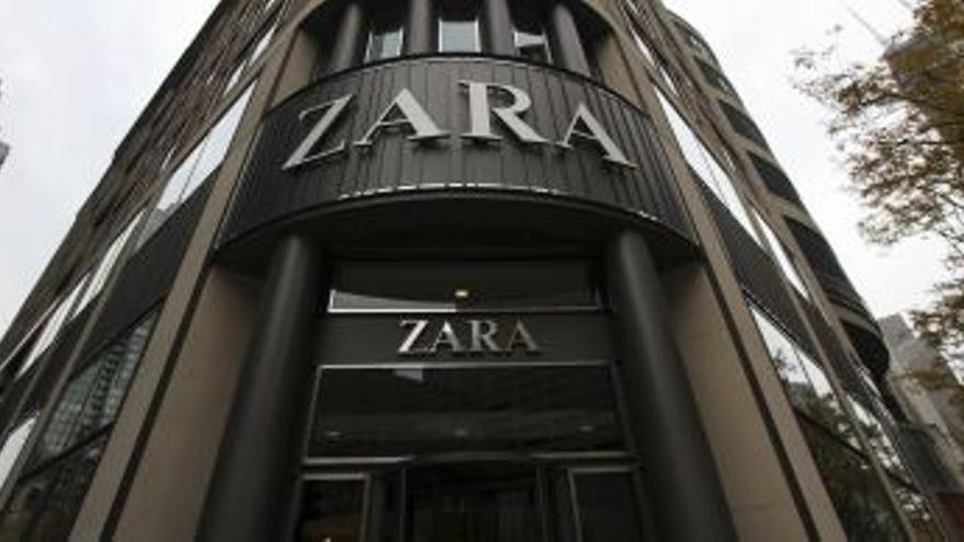 Inditex culminará en verano el cierre de 56 tiendas en España, una en Aragón