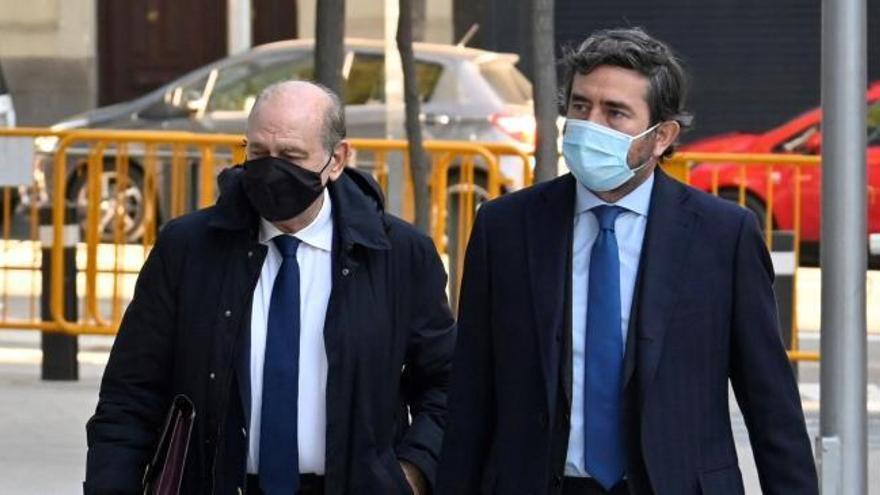 Fernández Díaz declara por el espionaje a Bárcenas