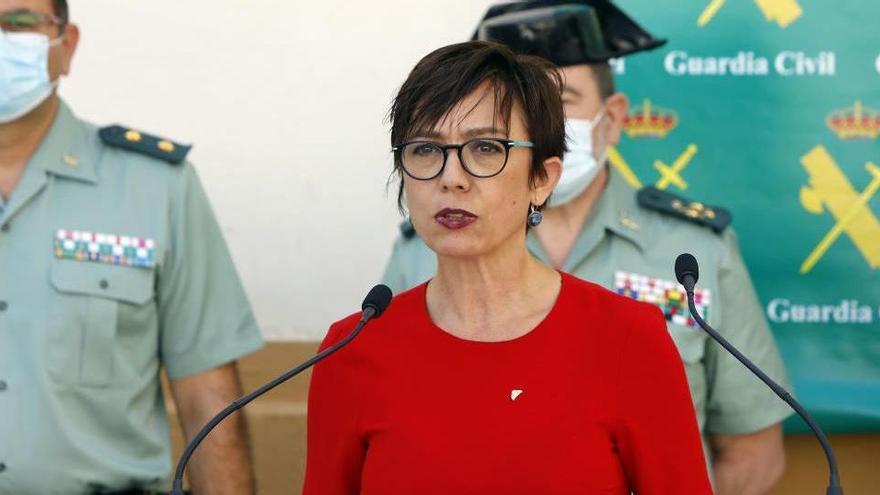 Amenacen de mort a Pablo Iglesias, Grande Marlaska i la directora de la Guàrdia Civil, María Gámez