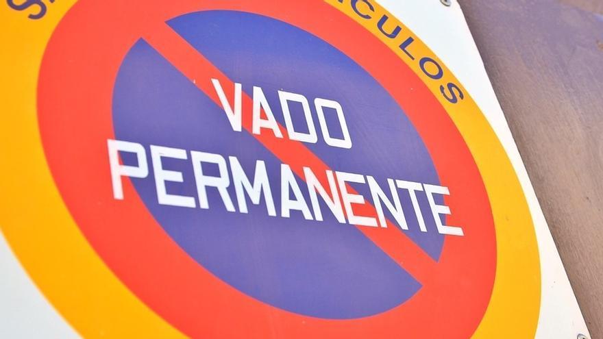 Denunciado por falsedad documental al modificar un vado en Las Palmas de Gran Canaria