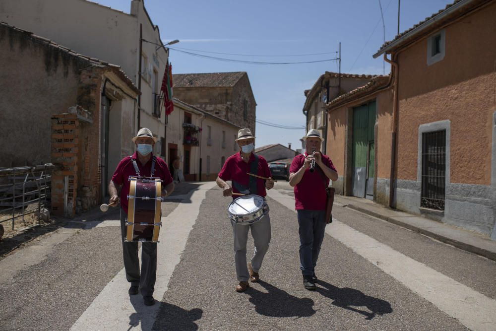La romería de La Hiniesta 2020 de Zamora