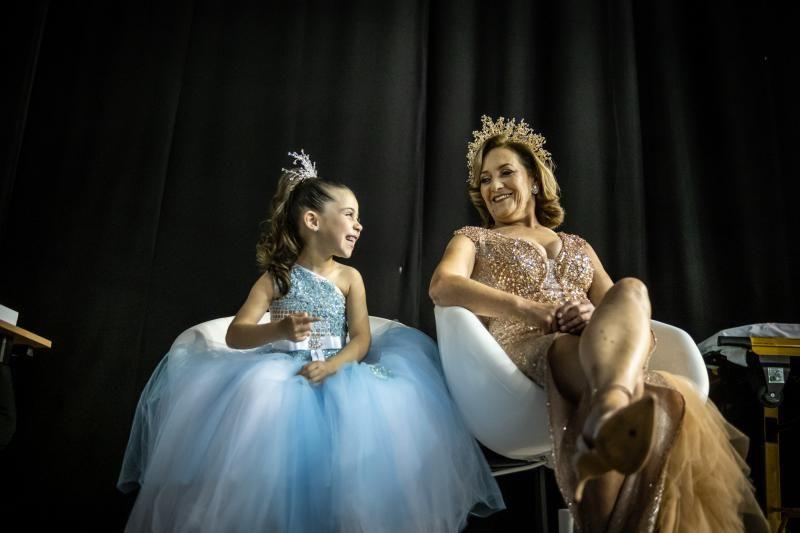 Carnaval virtual de Santa Cruz de Tenerife 2021: Gala de elección de las guardianas del cetro