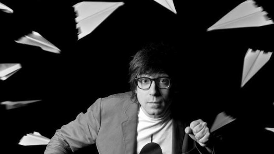 """Luis Piedrahita: """"El humor es una forma de mirar con distancia, de modo suspicaz"""""""