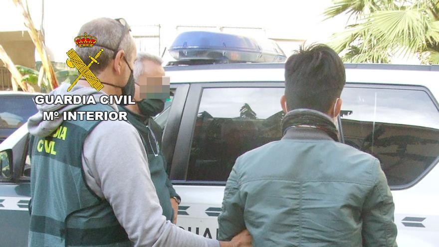 Arrestado en Cartagena por haberse fugado de Ecuador tras violar a una menor de 13 años