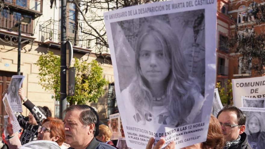 Reobren el cas Marta del Castillo per investigar les pistes que ha aportat la família