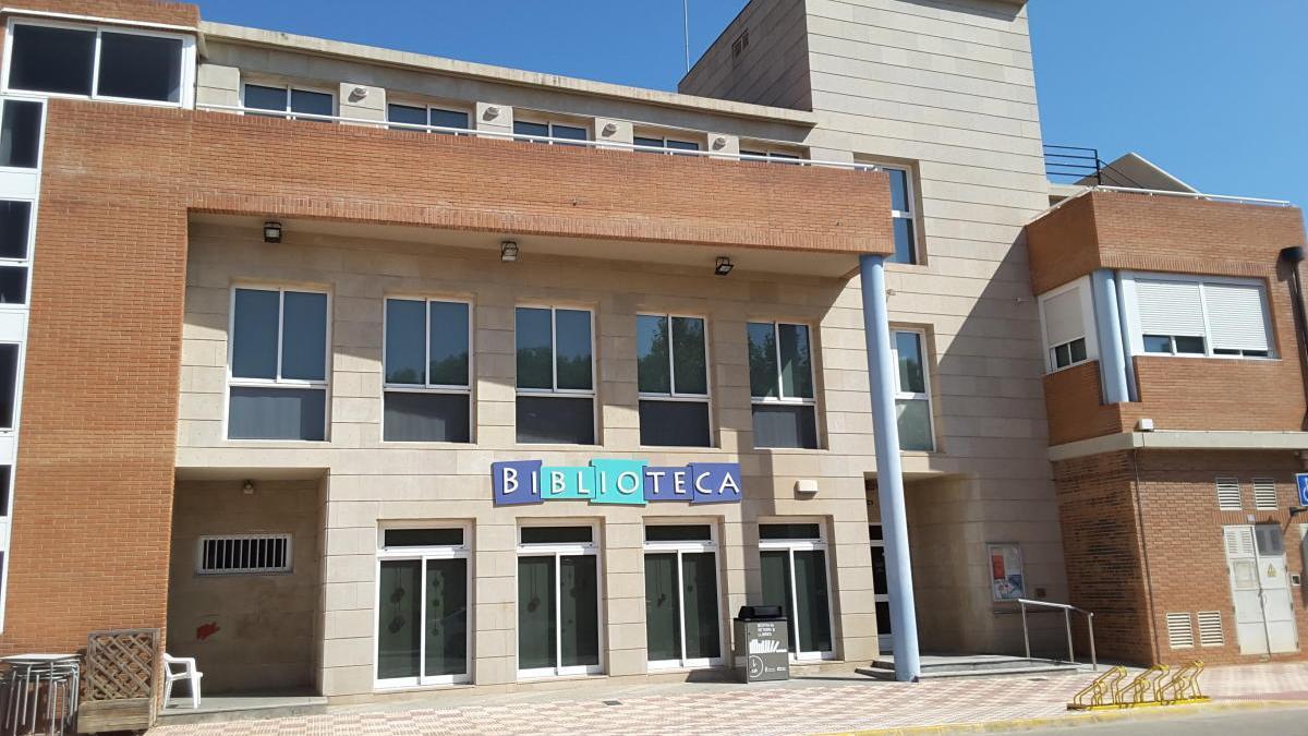 Biblioteca de Almussafes.