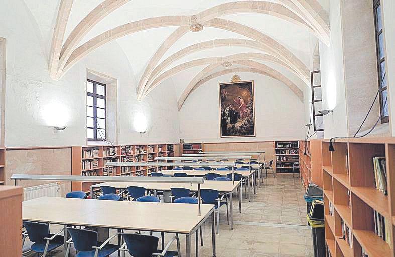 El futuro del Colegio Montesión