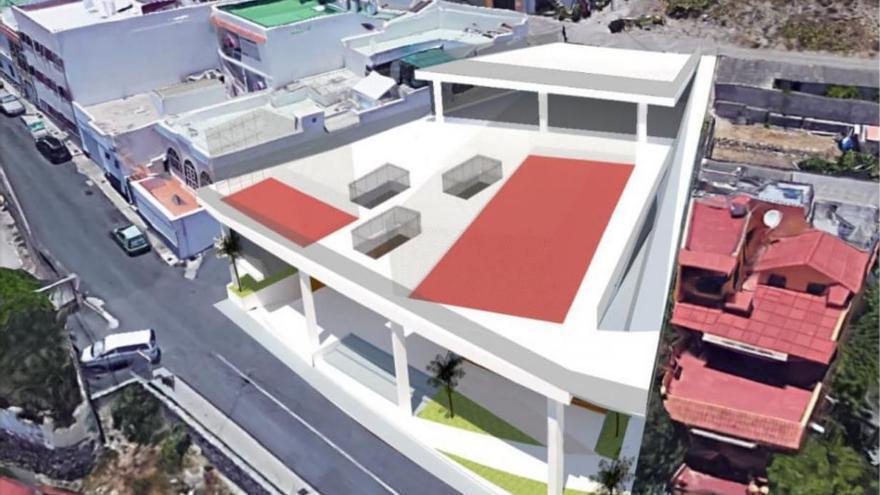 El Román clama por un centro cívico que sea lugar de encuentro del barrio