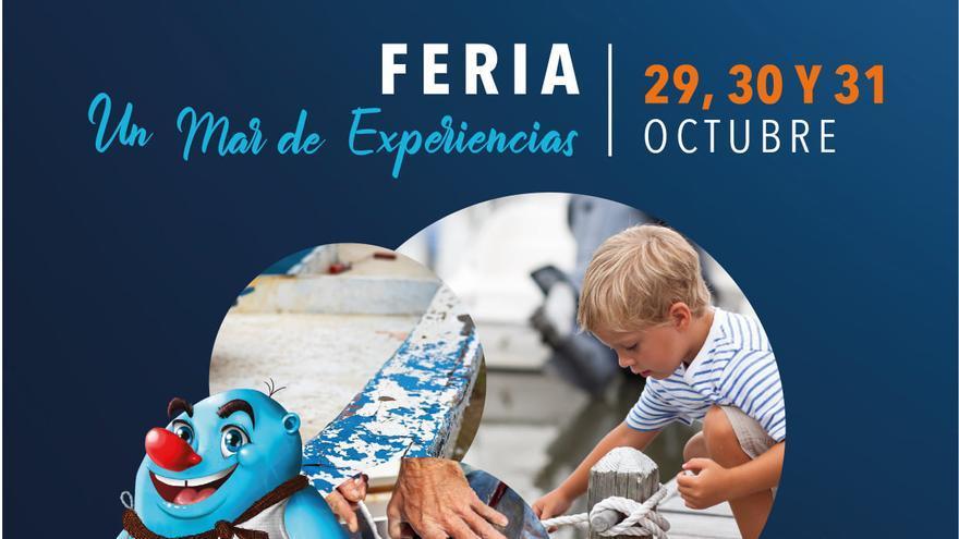 El Ayuntamiento organiza este fin de semana una feria y diferentes actividades vinculadas con el mar