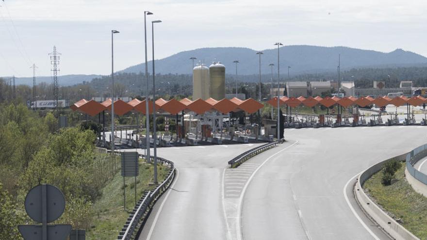 Abertis demana formalment al govern espanyol prorrogar els peatges a l'AP-7 i l'AP-2