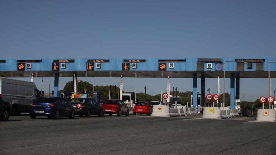 Empresarios y transportistas extremeños rechazan el pago en las autovías