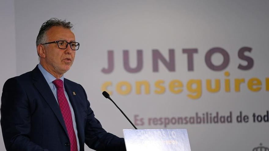 Torres apuesta por recuperar el turismo internacional en septiembre