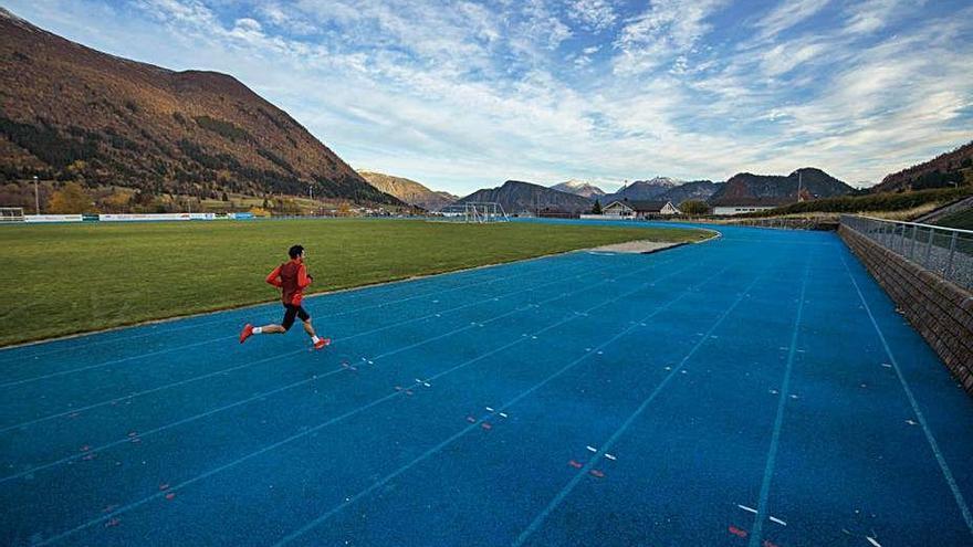 Kilian Jornet s'ha de retirar de l'intent de córrer 24 hores seguides a Noruega