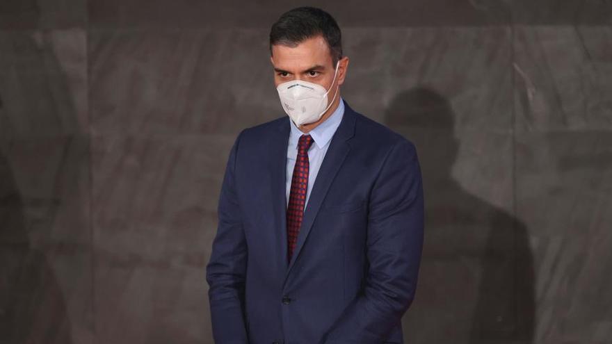 """Sánchez: """"La aprobación de la ley de eutanasia es una gran conquista social"""""""