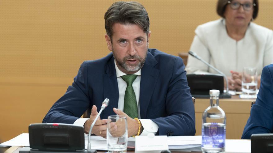 """Alonso: """"Bermúdez ha rescatado a los 40.000 mayores que Pedro Martín ha abandonado"""""""
