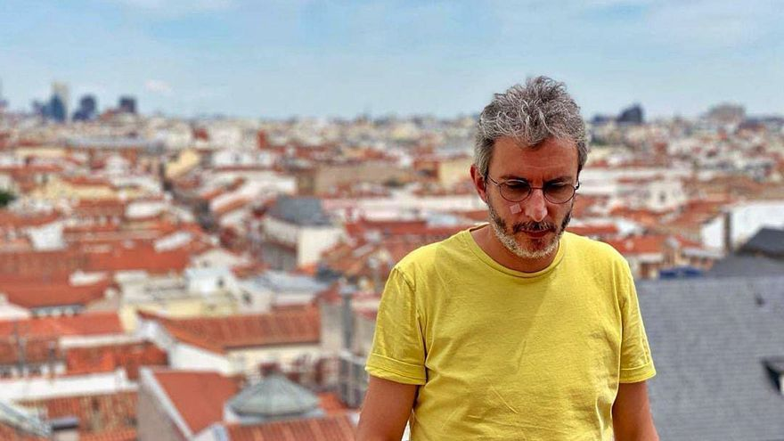 Xoel López: «Empecé  a componer música por  la sensación de libertad»