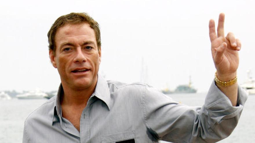 El actor Jean-Claude Van Damme quiere instalarse en Ibiza