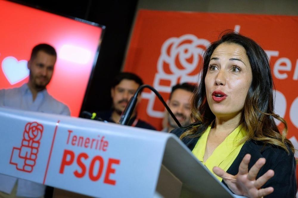 Patricia Hernández (PSOE, Santa Cruz de Tenerife)