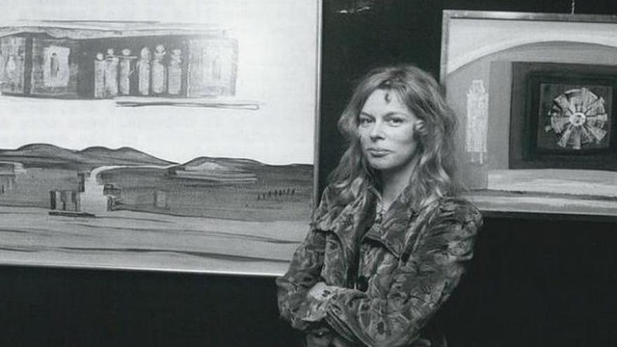 Muere Edith Sommer, la artista que enamoró al escritor Clifford Irving