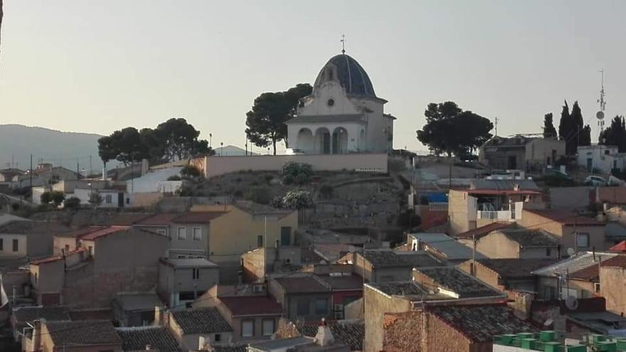 El Ayuntamiento de Monóvar pide a la Diputación una prórroga para la rehabilitación de Santa Bárbara