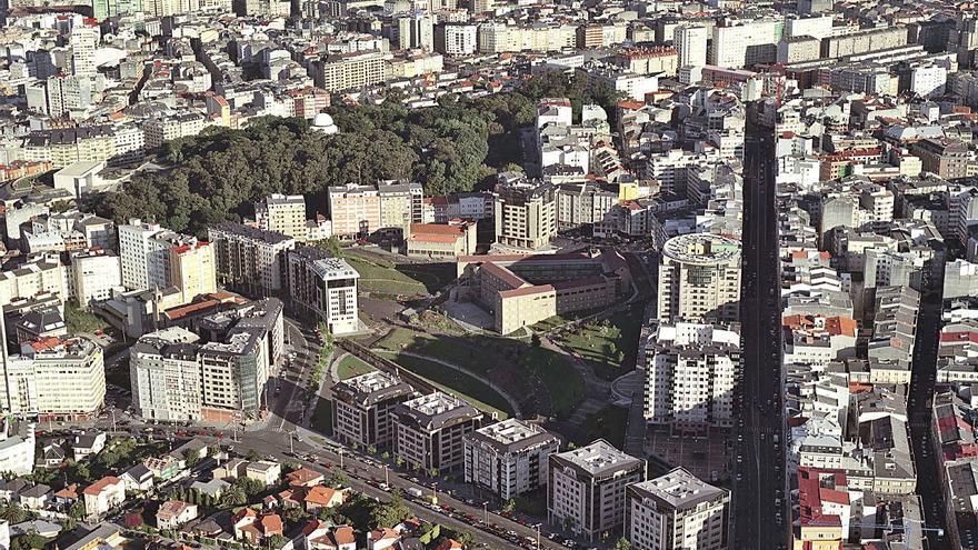 Galicia lidera el aumento de los propietarios que acumulan más de 10 inmuebles urbanos