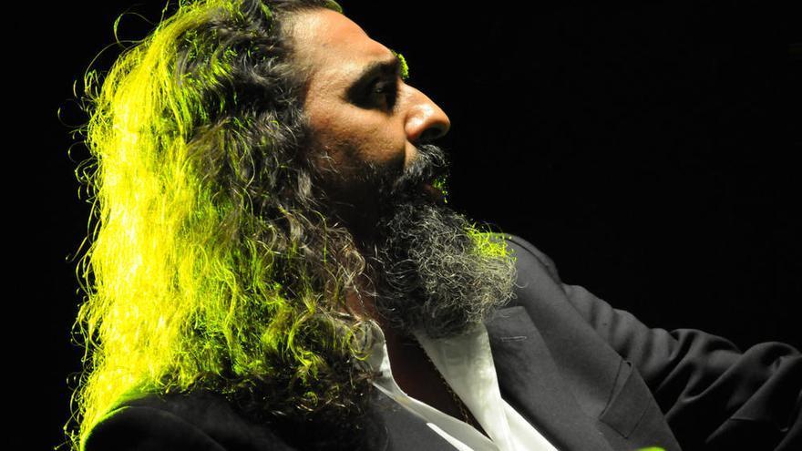 Diego El Cigala, en el Palau de les Arts con 'Lágrimas negras'