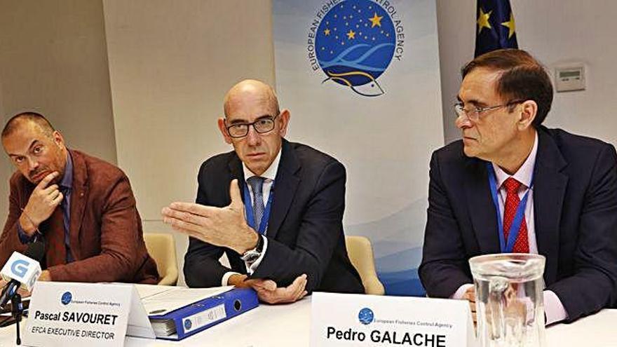 La Agencia Europea de Pesca apela a usar cámaras a bordo para vigilar los descartes