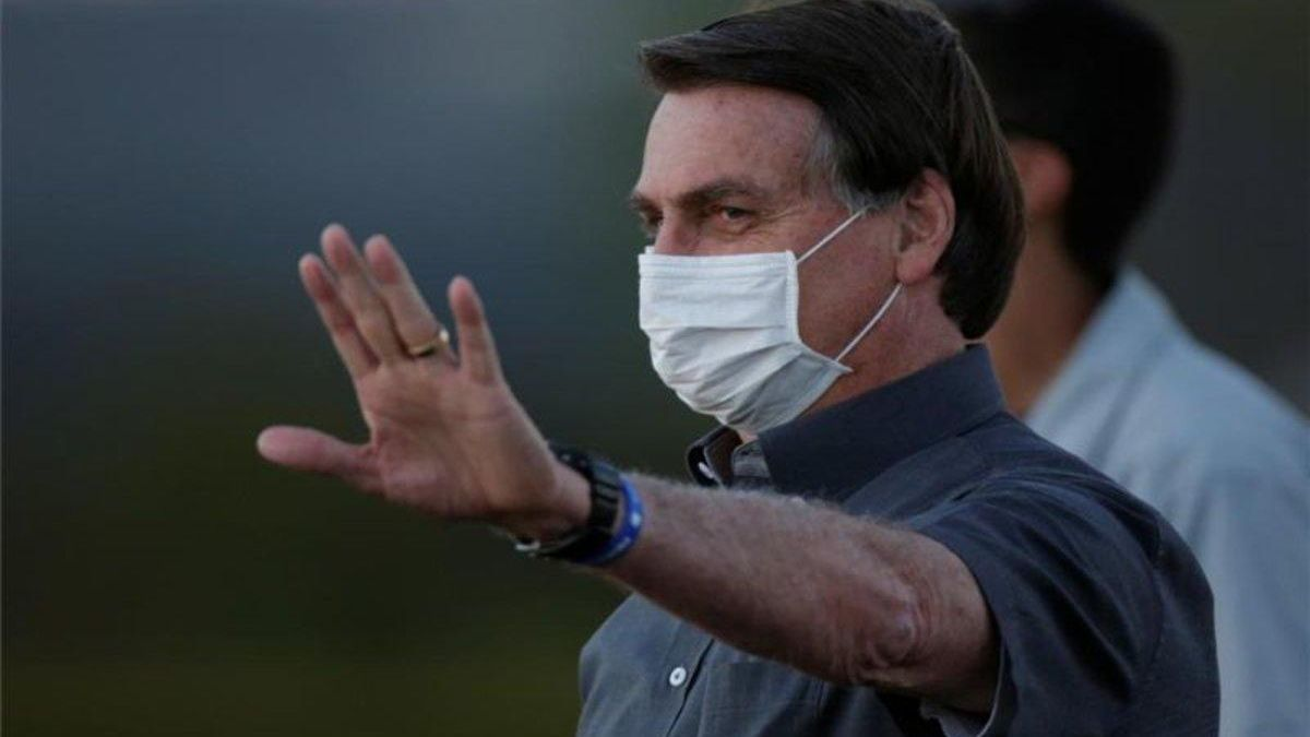 Bolsonaro da negativo en su última prueba de coronavirus