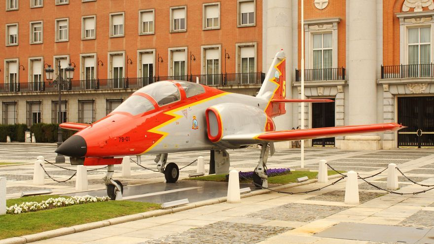 El Ejército del Aire cede a Zamora un avión para ubicar en una rotonda de acceso a la ciudad