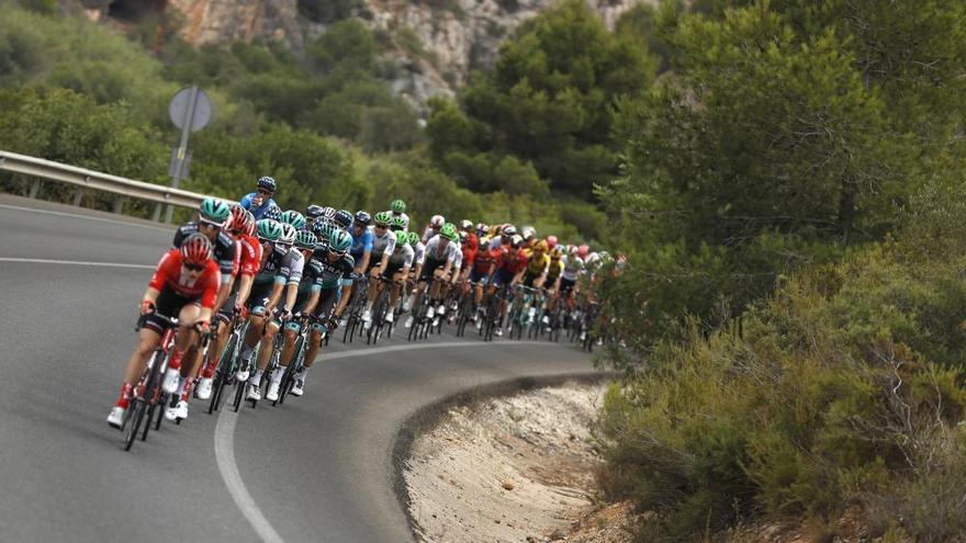 Jakobsen se impone en un ajustado esprint en la Vuelta
