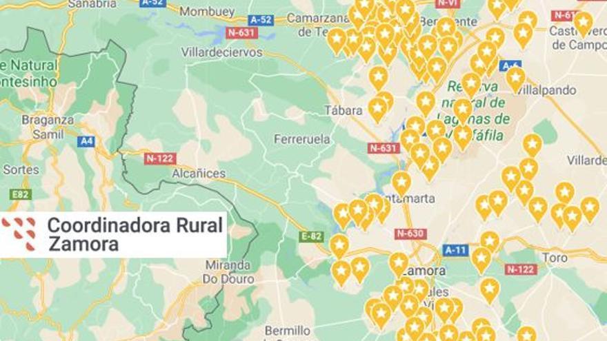 La Coordinadora Rural Zamora insta al Gobierno a dotar de Banda Ancha a toda la provincia