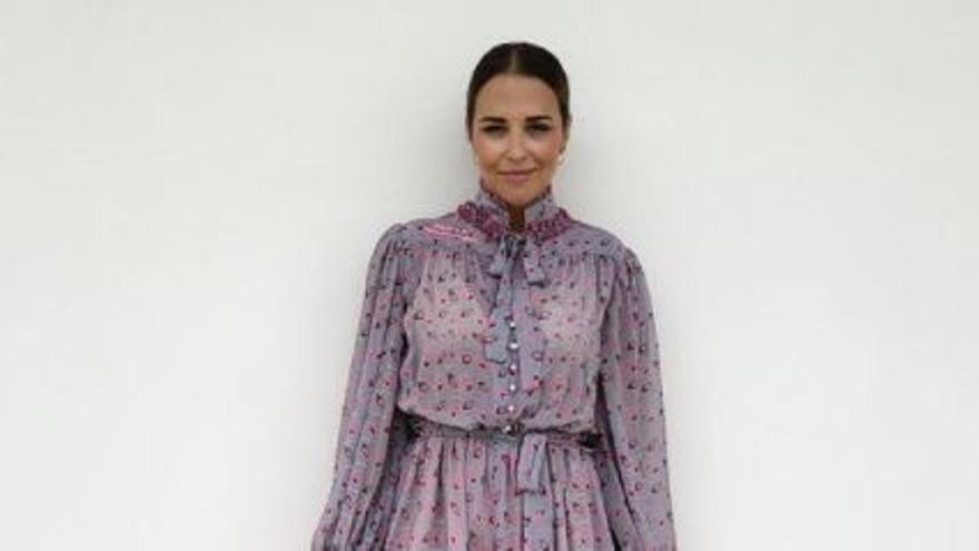 El 'recadito' de Paula Echevarría para Kim Kardashian y su vestido dementor