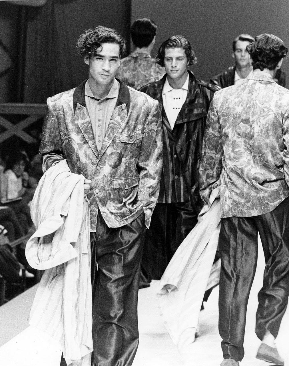 Desfile de moda gallega Luada en Barcelona - ropa daquino.jpg