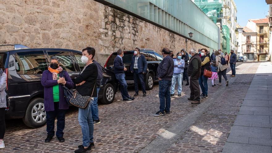 La vacunación con AstraZeneca a la generación del 56 en Zamora, suspendida por ahora