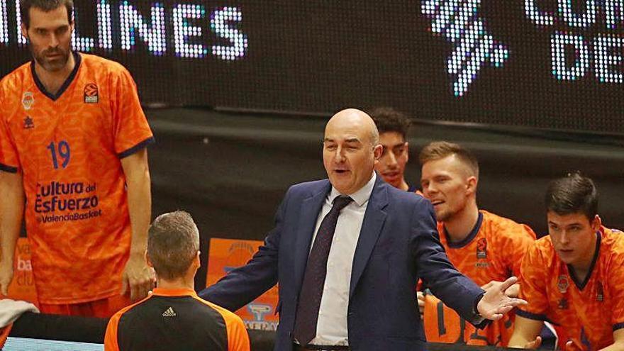 Las explicaciones de Jaume Ponsarnau a la derrota ante el Zalgiris Kaunas