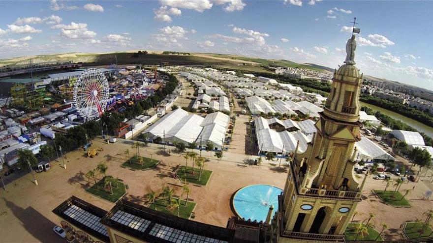 El Ayuntamiento reformará este año solo la calle del Potro, una vez acabe la Feria